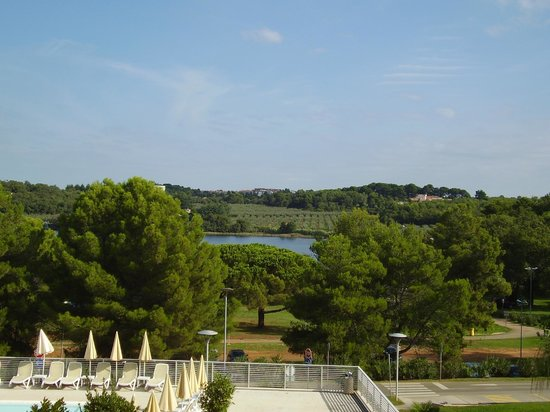 Laguna Molindrio Hotel: Вид с балкона