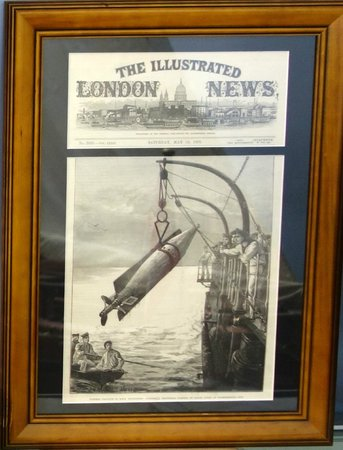 Warships & Marine Corps Museum: London Illustrated News 1878