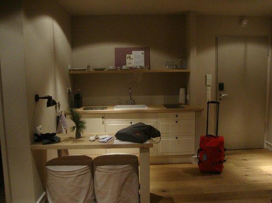 Schönhouse Studios: Angolo cottura