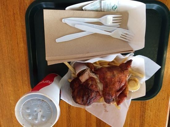 Maui Mike's Fire-Roasted Chicken: MAUI MIKE'S