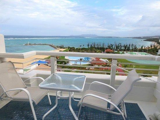 Sheraton Okinawa Sunmarina Resort: お気に入りのバルコニー