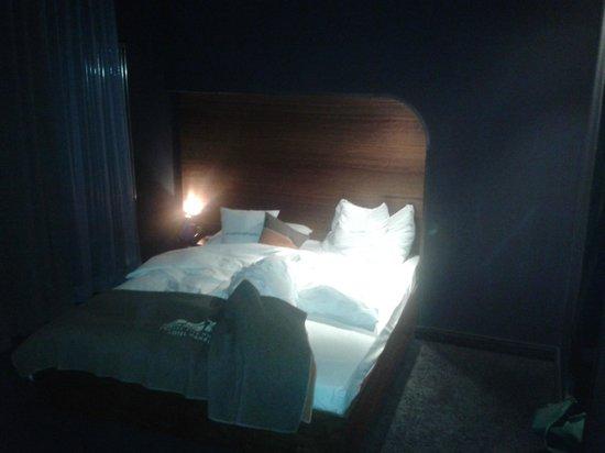 25hours Hotel HafenCity: Zimmer KojeM