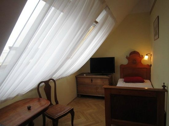 Hotel Mucha: room