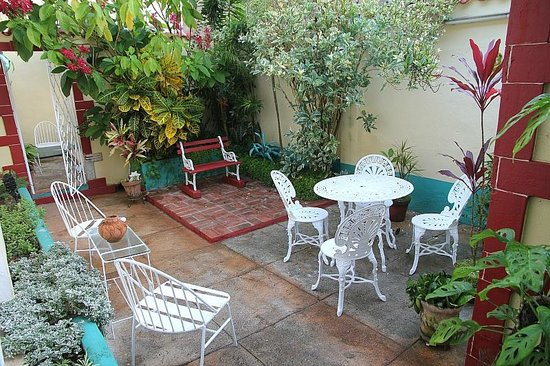 Hostal Venecia: Patio