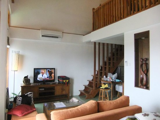 Villa Damar : nice living area