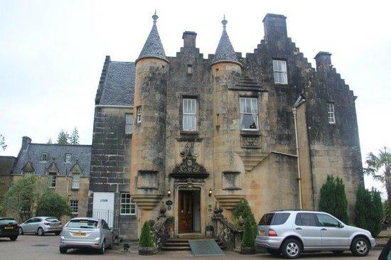Stonefield Castle Hotel : Fachada imponente