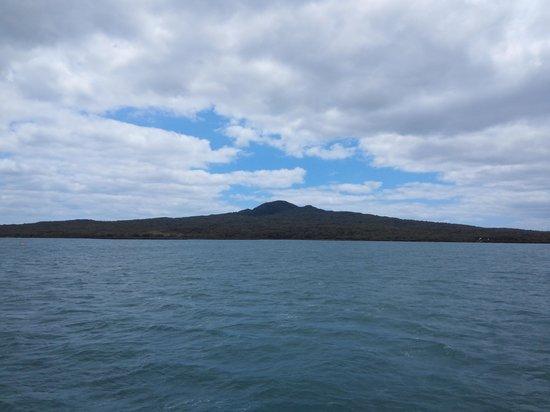 Rangitoto Island : island