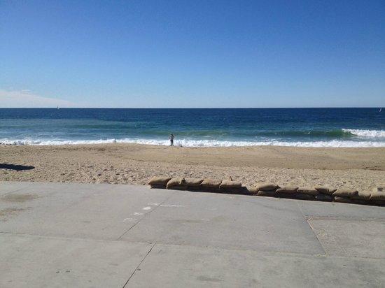 Crowne Plaza Redondo Beach & Marina: Strand am King Harbor / Redondo Beach