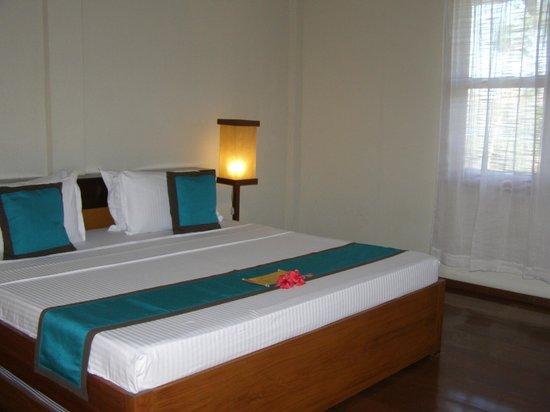 Asia Grand View Hotel: Номер