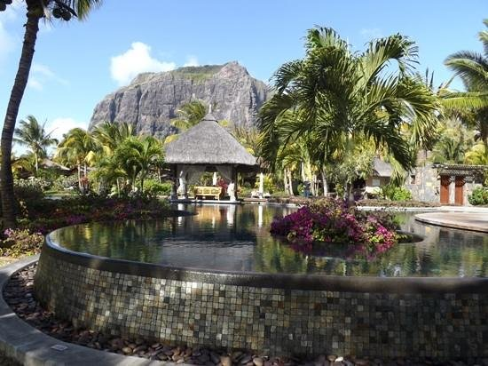 LUX* Le Morne: One of the pools