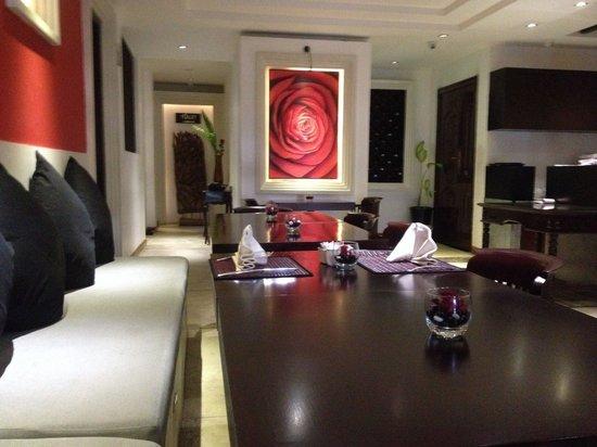 La Rose Boutique Hotel & Spa: Restaurante