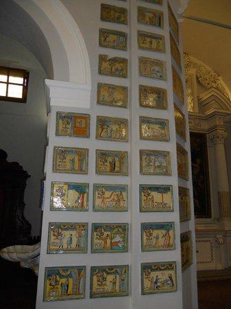 Santuario Madonna del Bagno: Madonna dei bagni