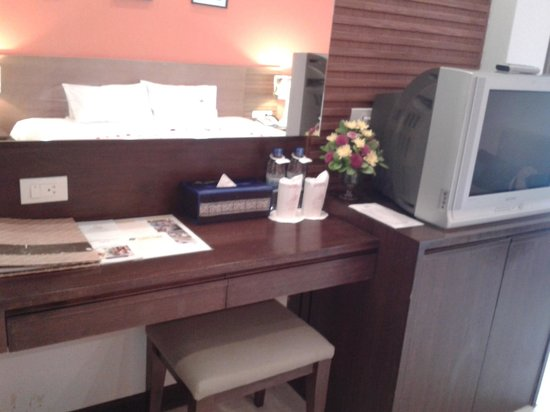 Thai House Beach Resort: Room amenities