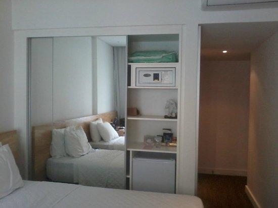 Ipanema Inn: Suite