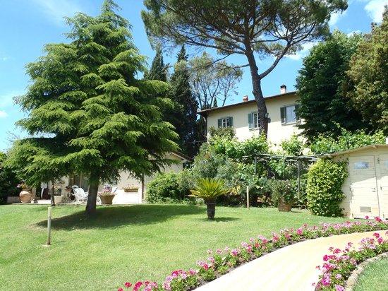 Relais Villa Al Vento: Вилла