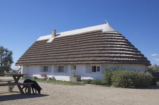 Cabanes de Cacharel : Cabane de gardian