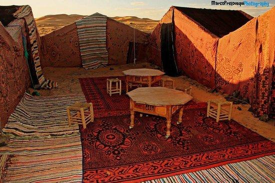 Merzouga Desert House: Camel Trek Bivouac