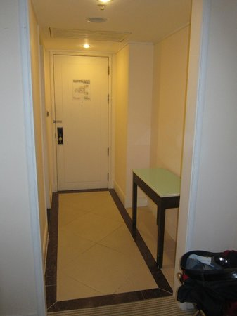 Hainan Junhua Haiyi Hotel: 1520 Entrance of room