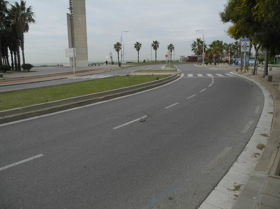 Masd Mediterraneo Hotel Apartamentos Spa: Набережная