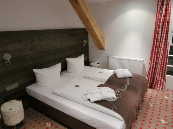 Alpin Lifestyle Lowen & Strauss: Standard double room