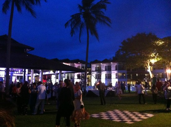 Club Hotel Dolphin : Main pool - Grand Opening Party