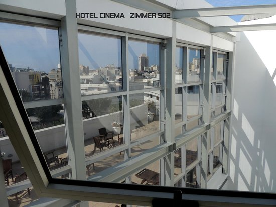 Cinema Hotel Tel Aviv - an Atlas Boutique Hotel : Hotel Cinema Tel Aviv Zimmer 502