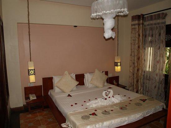 Long Life Riverside Hotel & Spa : mosquitera