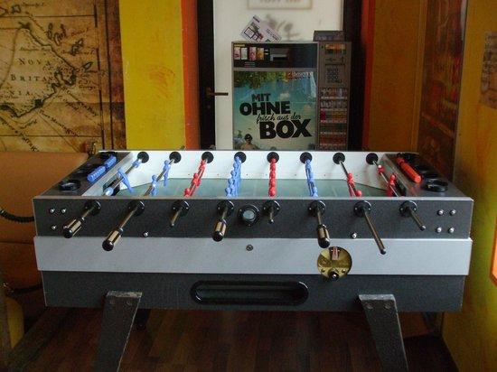 Jaime El Barco : Table football