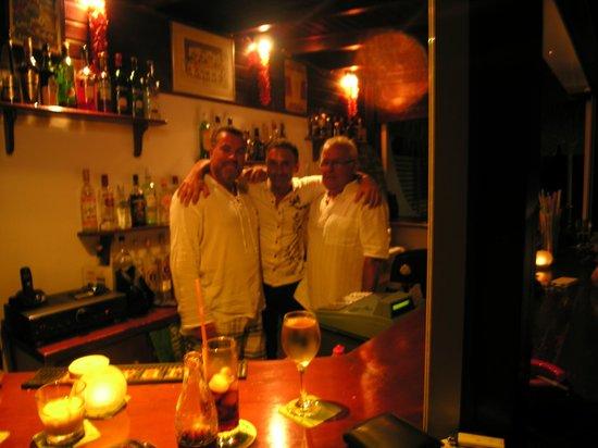 Arion Bay Hotel: ...der letzte Abend :-(