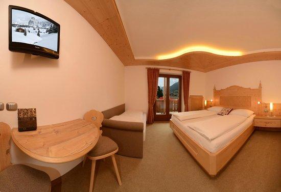 Garni Irma Bed & Breakfast: neue Dreibettzimmer