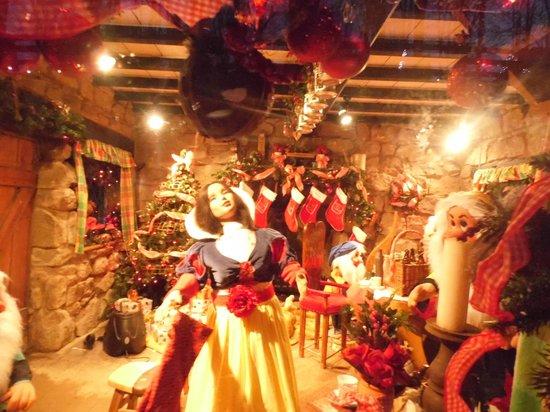 Wonderland: all ready for Christmas