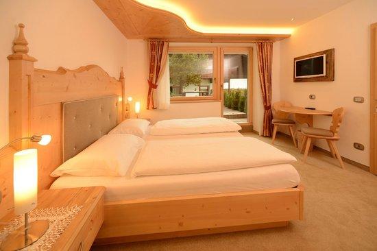 Garni Irma Bed & Breakfast: neue Zimmer mit Terrasse