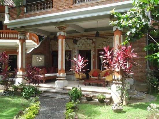 Rambutan Boutique Hotel : a bungalw