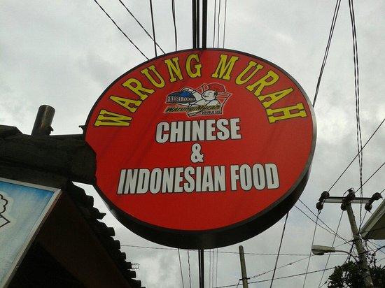 Warung Murah, 99 Jl. Arjuna