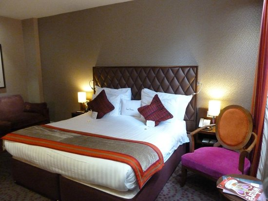 DoubleTree by Hilton Hotel London - Marble Arch : King Room