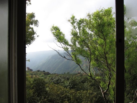 Hotel Shreyas : View from hotel room