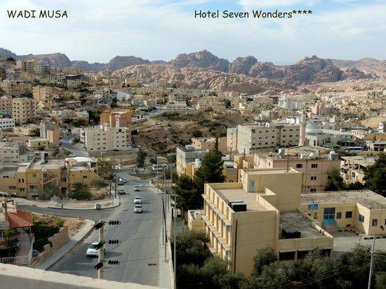 Seven Wonders Hotel: ŽHotel Seven Wonders Wadi Musa