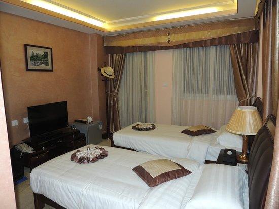 Seven Wonders Hotel: Hotel Seven Wonders Wadi Musa