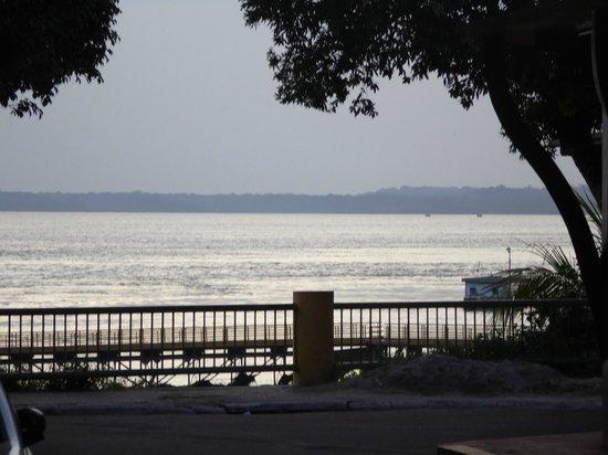 Amazon River : Vista do Rio Amazonas