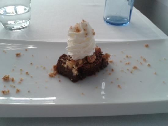 Ágape Cuisine Du Monde: brownie