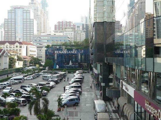 Renaissance Bangkok Ratchaprasong Hotel: 外観