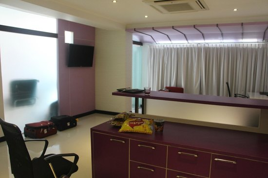 The L Resort Krabi: The Larger Suite