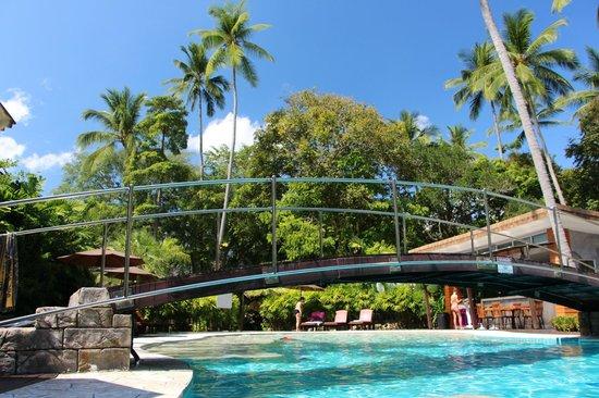 The L Resort Krabi : Pool was deserted