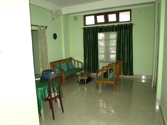 Sitting Area Bild Von Hotel Mandal Ghang Bhalukpong Tripadvisor