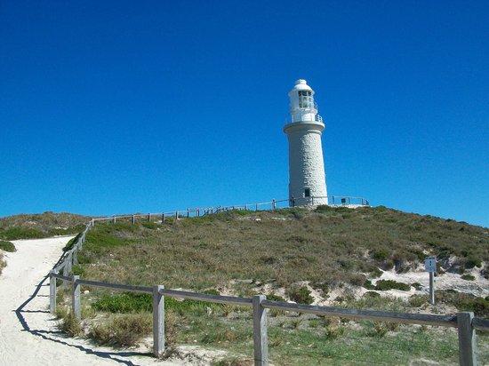Parakeet Bay: lighthouse