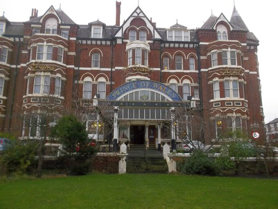 The Hotel Picture Of Britannia Prince Of Wales