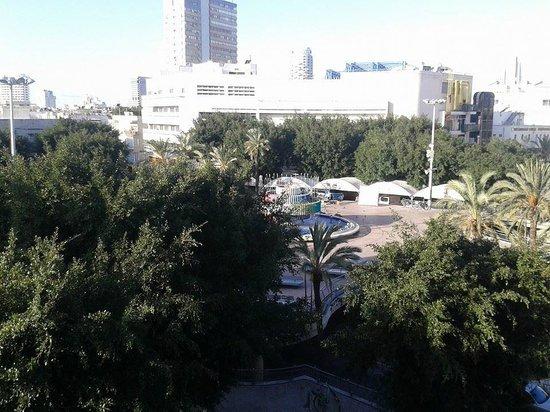 Cinema Hotel Tel Aviv - an Atlas Boutique Hotel : Dizengoff Square