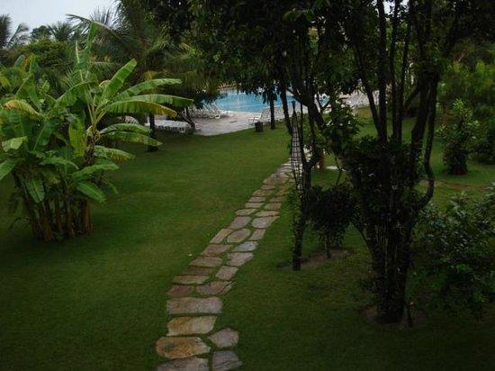 Resort La Torre : Do apartamento para a piscina