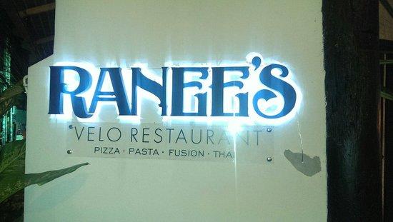 Ranee's Restaurant: Ranee's