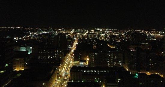 Loews Philadelphia Hotel: The view from my room